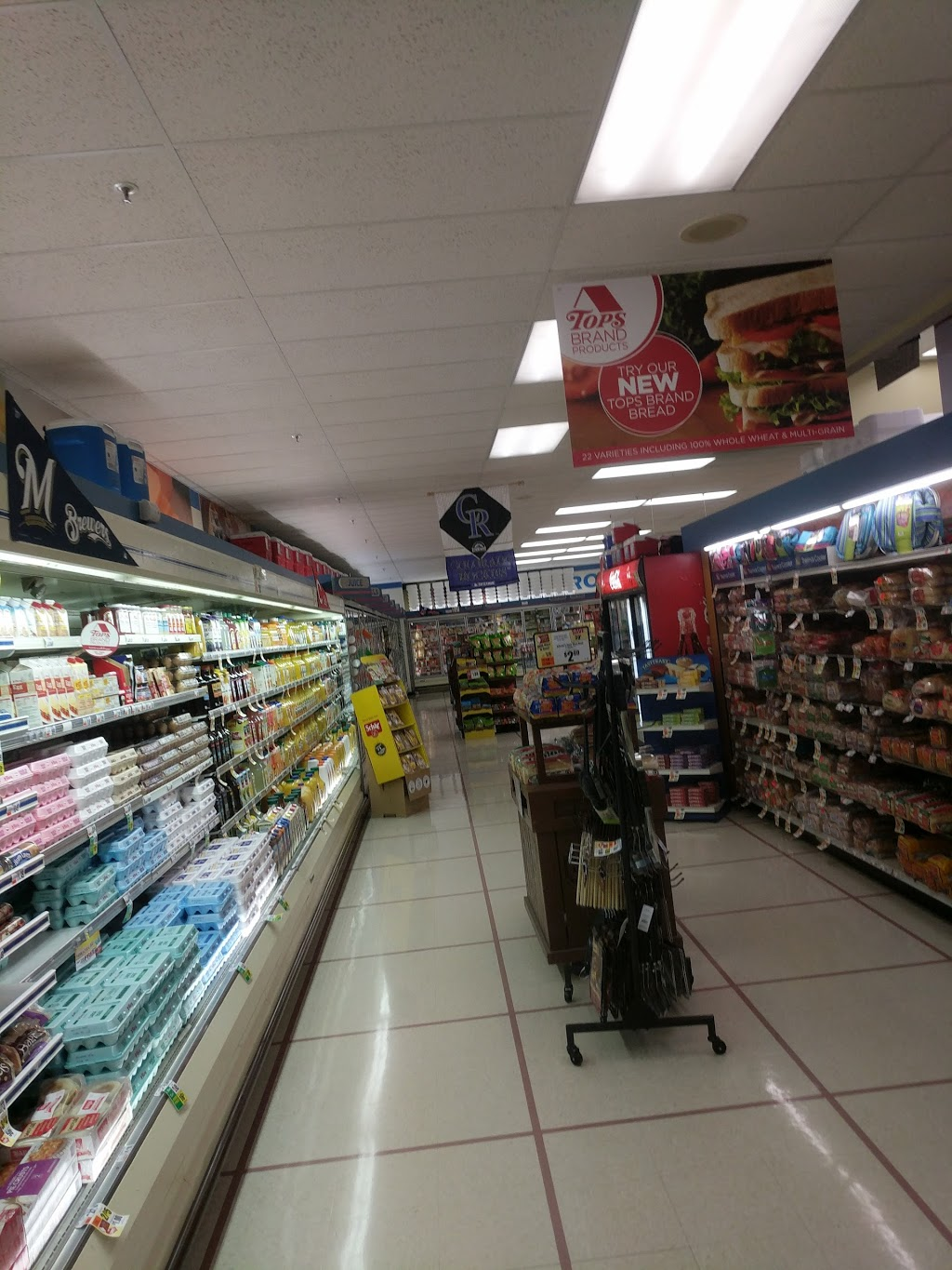 Tops Friendly Markets - store  | Photo 3 of 10 | Address: 5 Commons Dr, Cooperstown, NY 13326, USA | Phone: (607) 547-5956