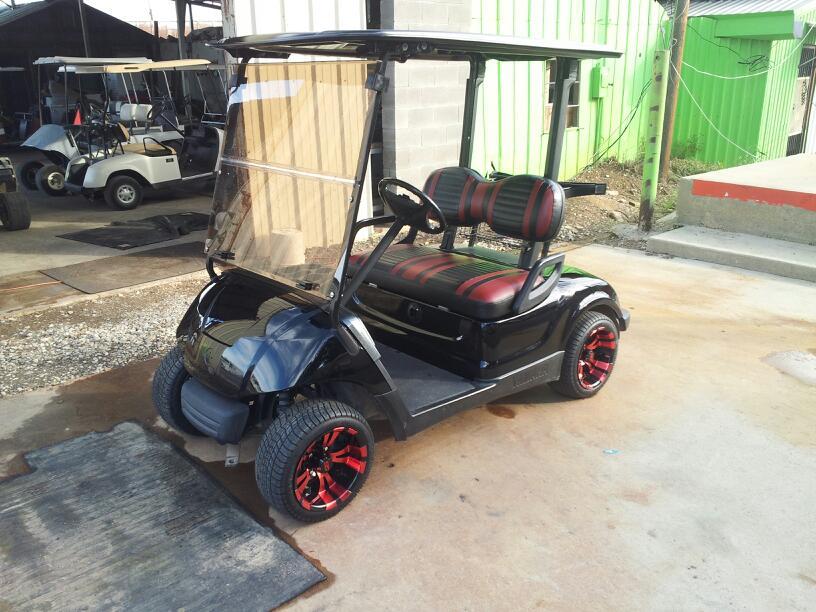 Golf Carts 4 Fun - store  | Photo 7 of 10 | Address: 7724 Jacksboro Hwy, Fort Worth, TX 76135, USA | Phone: (817) 237-4653