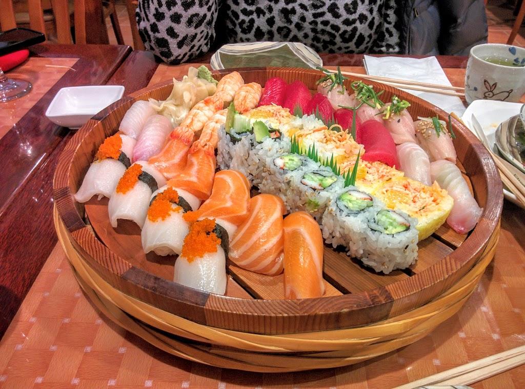 Takei Bamboo Sushi - restaurant    Photo 5 of 10   Address: 142 US-202, Wayne, NJ 07470, USA   Phone: (973) 686-3550
