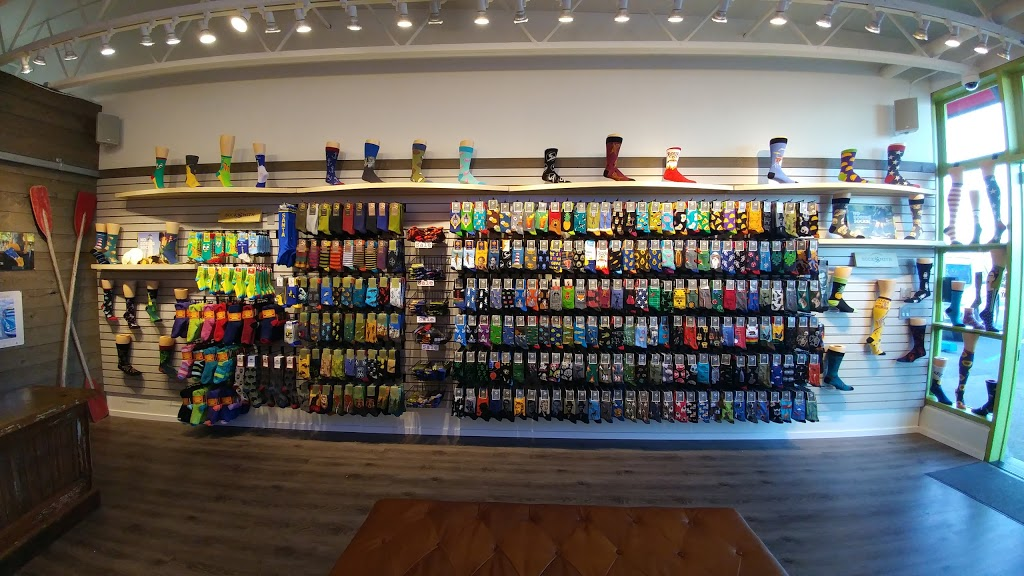 Sockshop Santa Cruz - store  | Photo 3 of 10 | Address: 17 Municipal Wharf Suite E, Santa Cruz, CA 95060, USA | Phone: (831) 600-7370