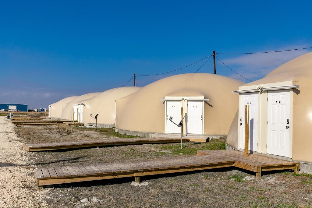 Dome Motel and RV Park - lodging  | Photo 5 of 10 | Address: 101 Linda Kay Ln, Aransas Pass, TX 78336, USA | Phone: (361) 658-5436