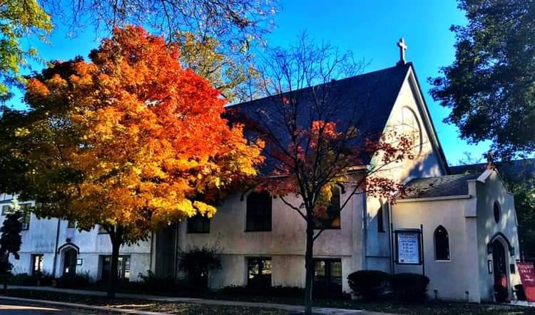 St Johns Episcopal Church - church    Photo 4 of 10   Address: 3857 N Kostner Ave, Chicago, IL 60641, USA   Phone: (773) 725-9026