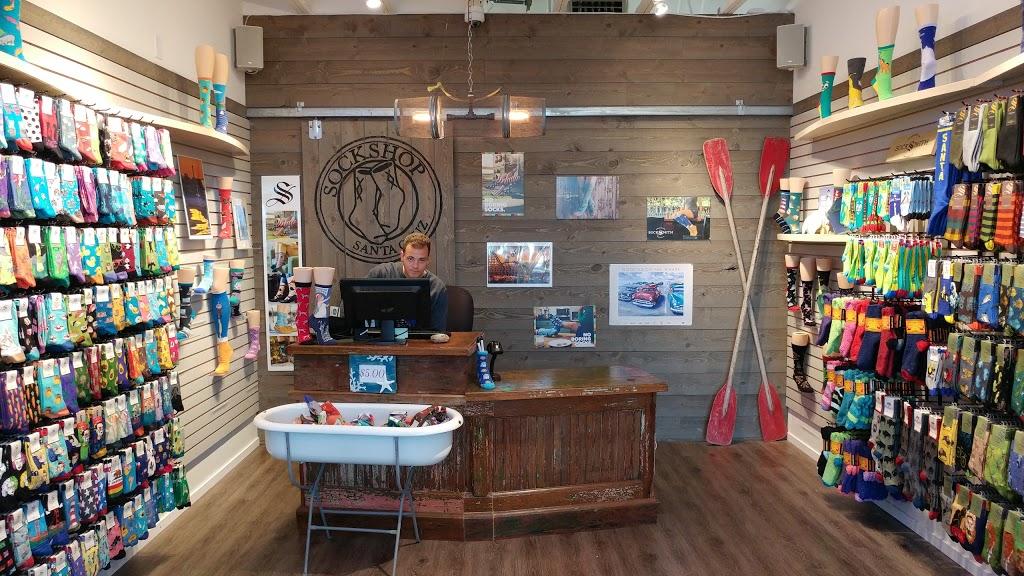 Sockshop Santa Cruz - store  | Photo 1 of 10 | Address: 17 Municipal Wharf Suite E, Santa Cruz, CA 95060, USA | Phone: (831) 600-7370