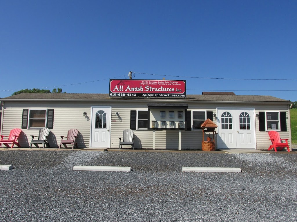 All Amish Structures, INC - furniture store  | Photo 2 of 10 | Address: 2946 PA-309, Orefield, PA 18069, USA | Phone: (610) 628-4343