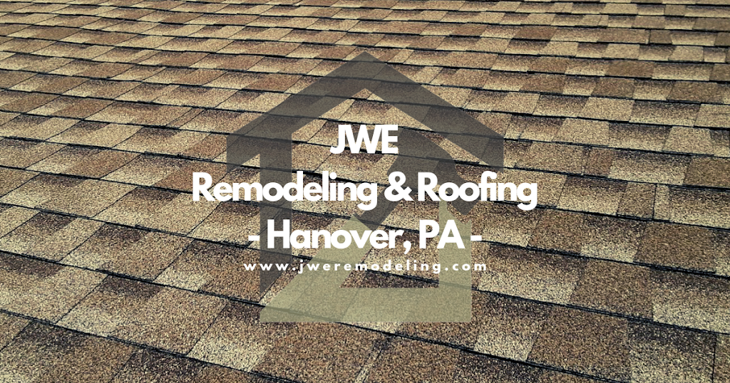 JWE Remodeling and Roofing - roofing contractor  | Photo 1 of 10 | Address: 5 Tiffany Ct, Hanover, PA 17331, USA | Phone: (717) 640-7131