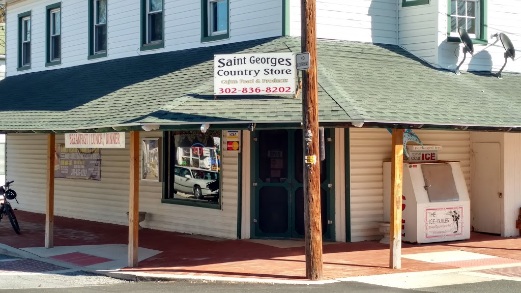 St Georges Country Store - restaurant  | Photo 3 of 10 | Address: 1 Delaware St, St Georges, DE 19733, USA | Phone: (302) 836-8202