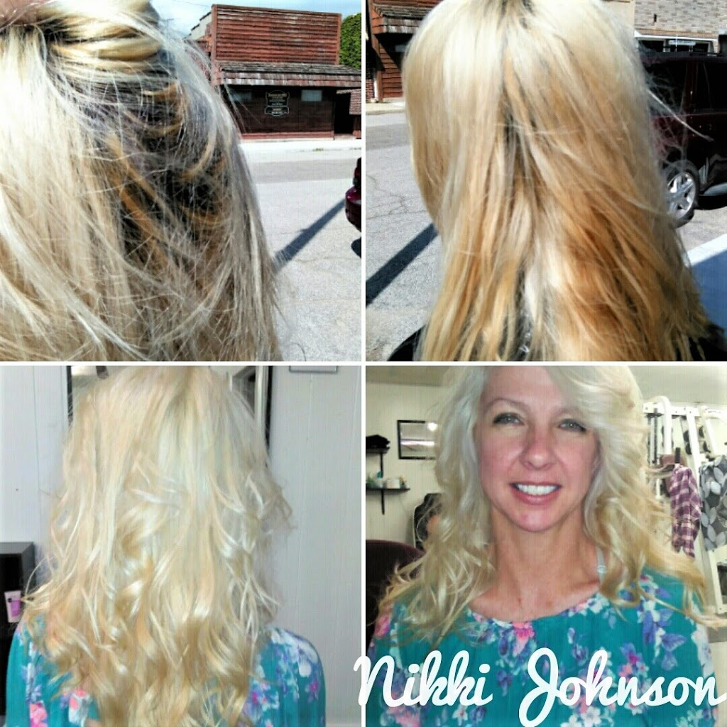 Nikkis Hair Shenanigans at All About You Hair And Tanning Salon - hair care  | Photo 6 of 10 | Address: 9227 County Line Rd, De Motte, IN 46310, USA | Phone: (765) 761-7119