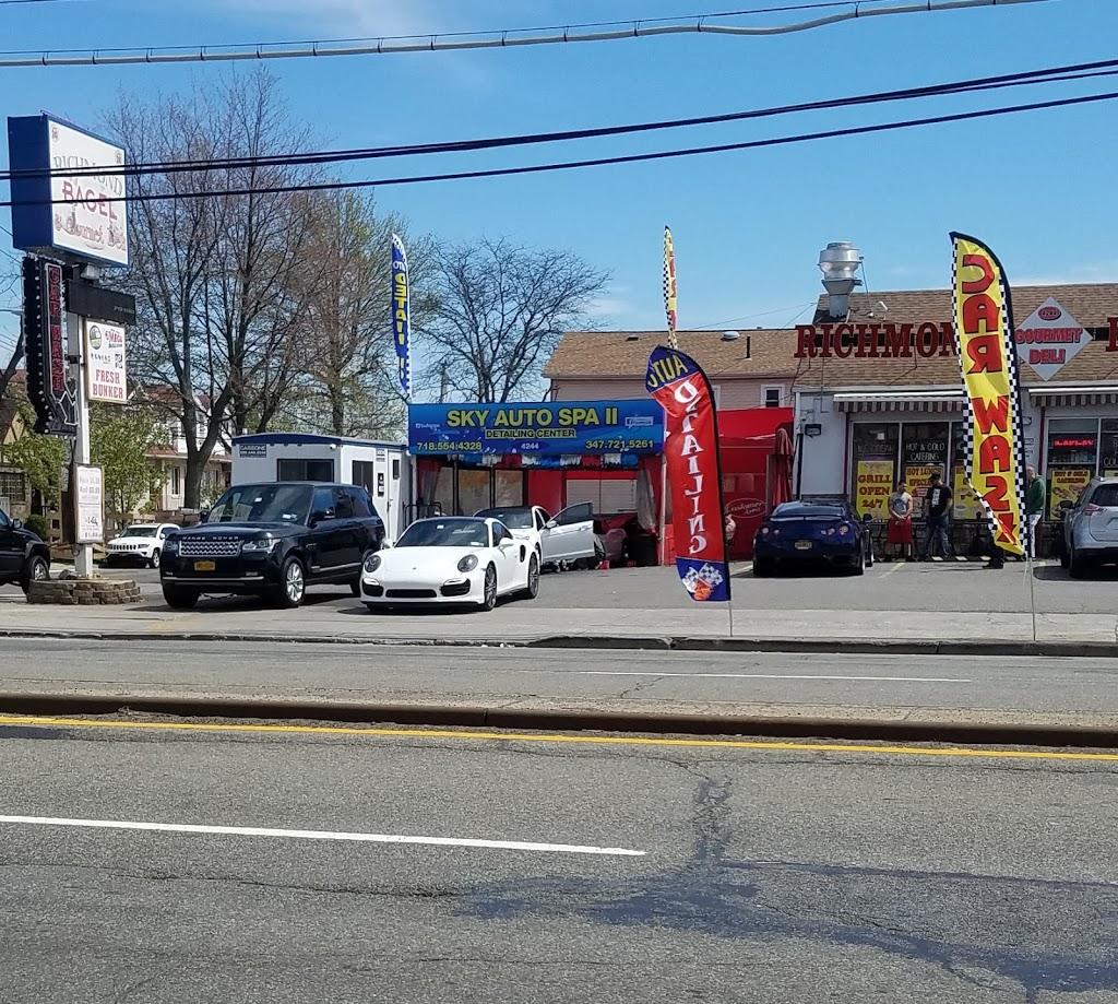 Sky Auto Spa II Corp - car wash  | Photo 6 of 10 | Address: 4244 Hylan Blvd, Staten Island, NY 10312, USA | Phone: (347) 721-5261