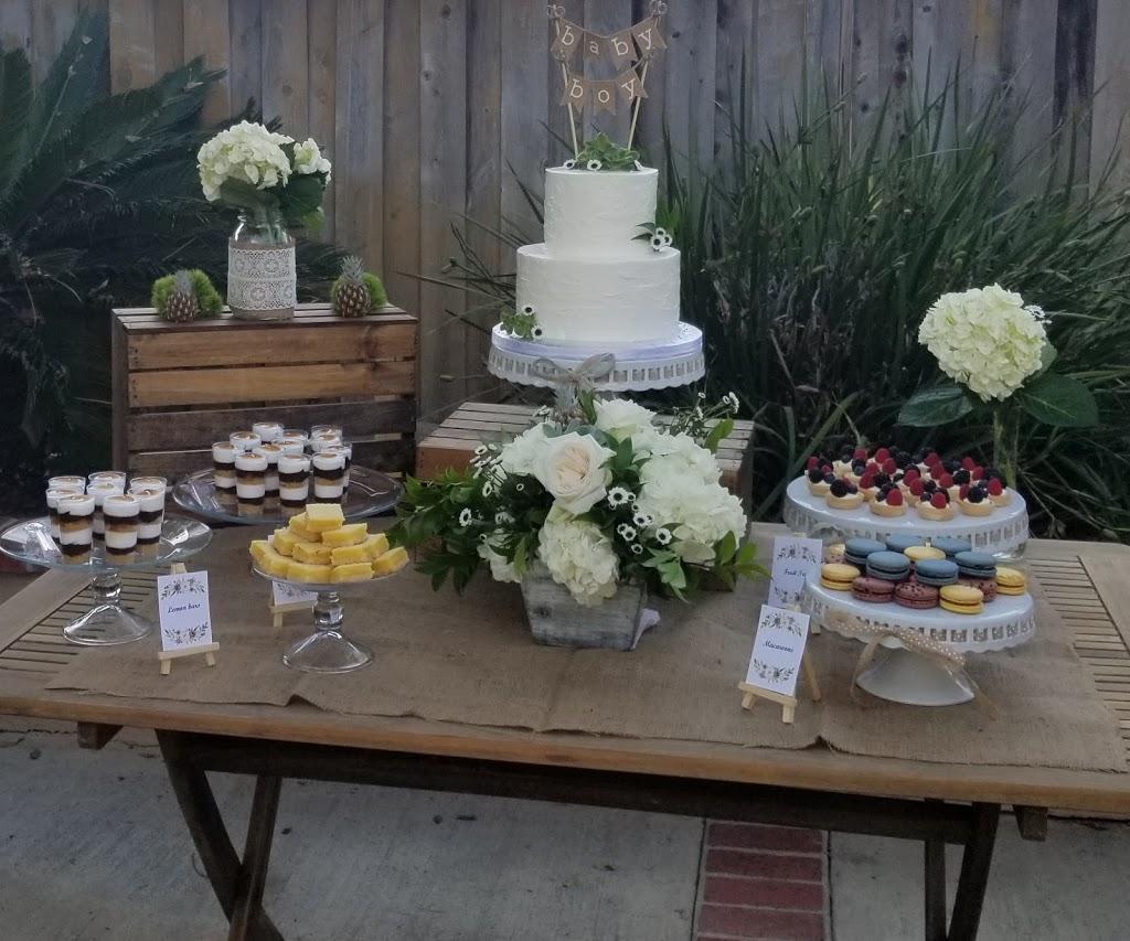 Simply Sweet Cakery - bakery  | Photo 3 of 10 | Address: 2930 Grace Ln f, Costa Mesa, CA 92626, USA | Phone: (714) 444-2278