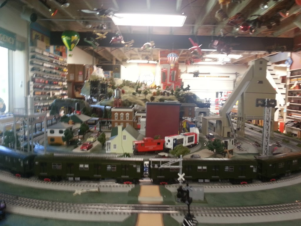I Love Toy Trains Store - store  | Photo 10 of 10 | Address: 4212 W 1000 N, Michigan City, IN 46360, USA | Phone: (219) 879-2822