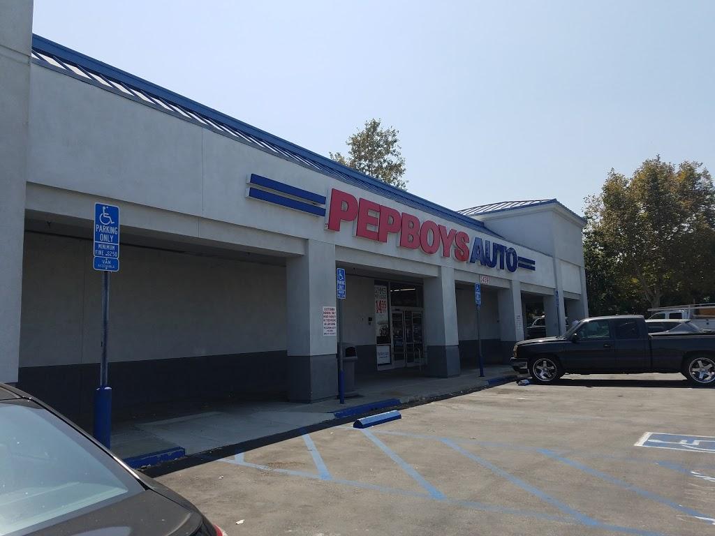 Pep Boys Auto Parts & Service - car repair  | Photo 3 of 10 | Address: 5439 Rosemead Blvd, San Gabriel, CA 91776, USA | Phone: (626) 285-2325