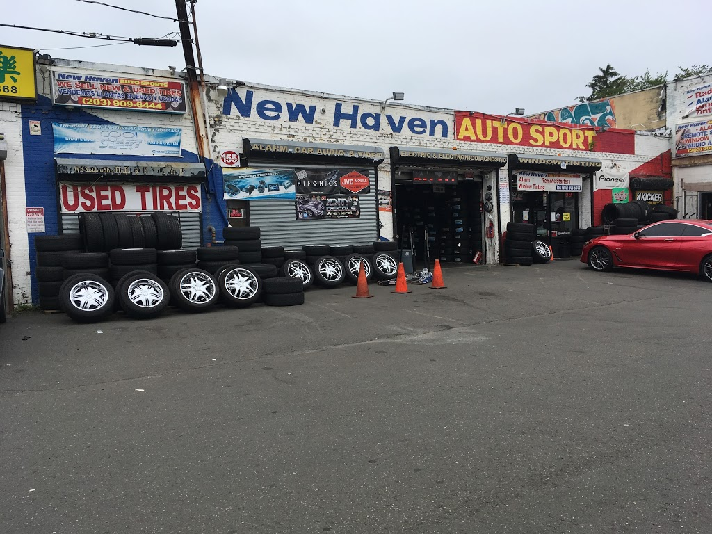New Haven Auto Sports - car repair    Photo 5 of 10   Address: 155 Truman St, New Haven, CT 06519, USA   Phone: (203) 909-6444