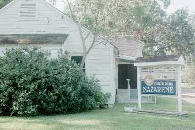 Kirbyville Church of the Nazarene - church    Photo 1 of 1   Address: 409 W Harris St, Kirbyville, TX 75956, USA   Phone: (409) 423-2753