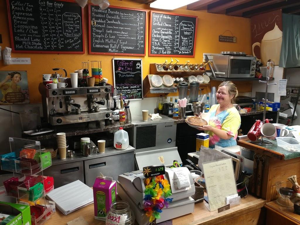 Village Grind - cafe    Photo 9 of 10   Address: 6020 Park Dr, Wrightwood, CA 92397, USA   Phone: (760) 249-5501