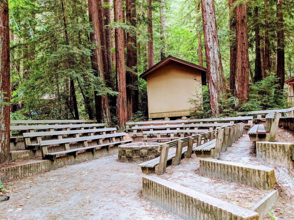 Redwood Christian Park - health  | Photo 8 of 10 | Address: 15000 Two Bar Rd, Boulder Creek, CA 95006, USA | Phone: (831) 338-2134