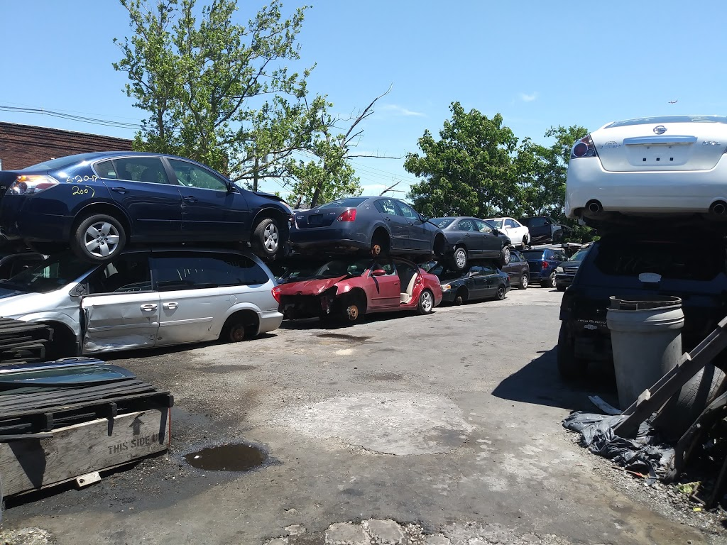 Boss Salvage - car repair  | Photo 7 of 10 | Address: 257 - 259 Emmet St, Newark, NJ 07114, USA | Phone: (973) 242-0373