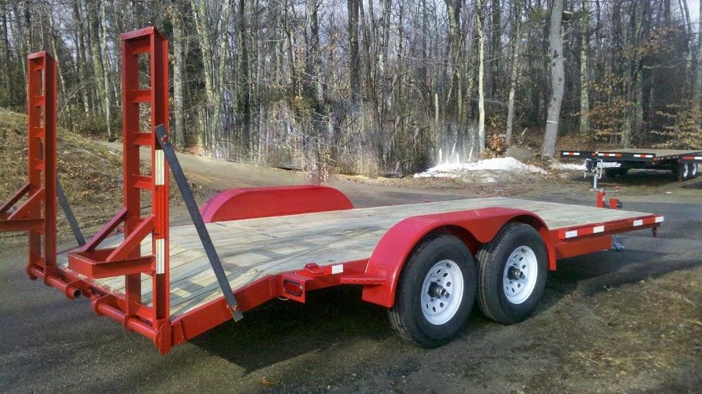 TOW BANDIT TRAILERS and SNO BANDIT MANUFACTURING LLC - car repair  | Photo 8 of 10 | Address: 183 E County Rd, Rutland Ma, MA 01607, USA | Phone: (866) 244-7569