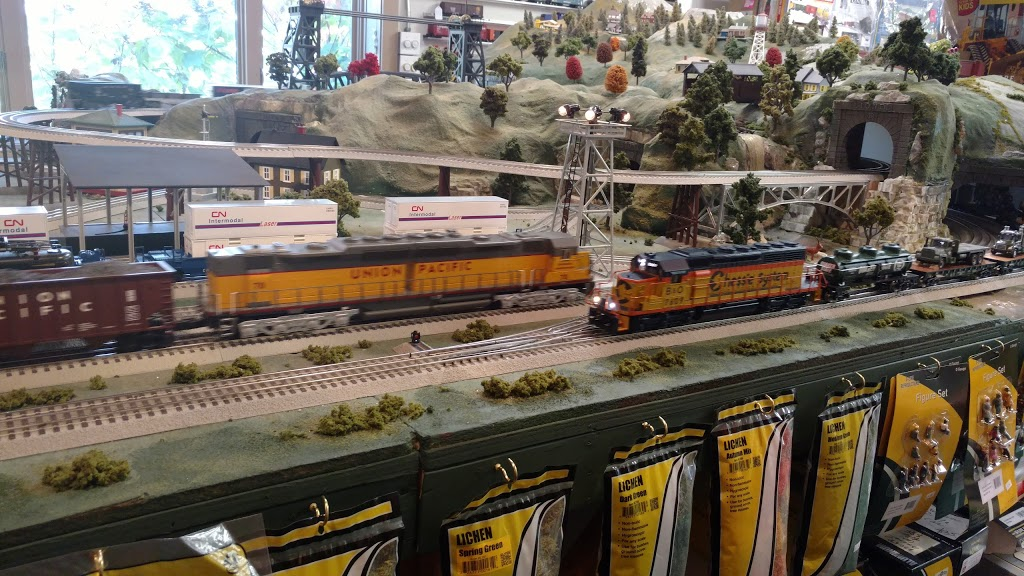 I Love Toy Trains Store - store  | Photo 5 of 10 | Address: 4212 W 1000 N, Michigan City, IN 46360, USA | Phone: (219) 879-2822