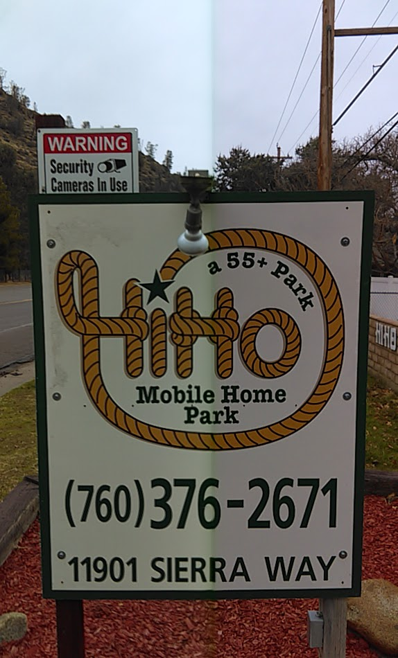 Hi-ho Mobile Home Park and Lodge - lodging  | Photo 3 of 3 | Address: 11901 Sierra Way, Kernville, CA 93238, USA | Phone: (760) 376-2671