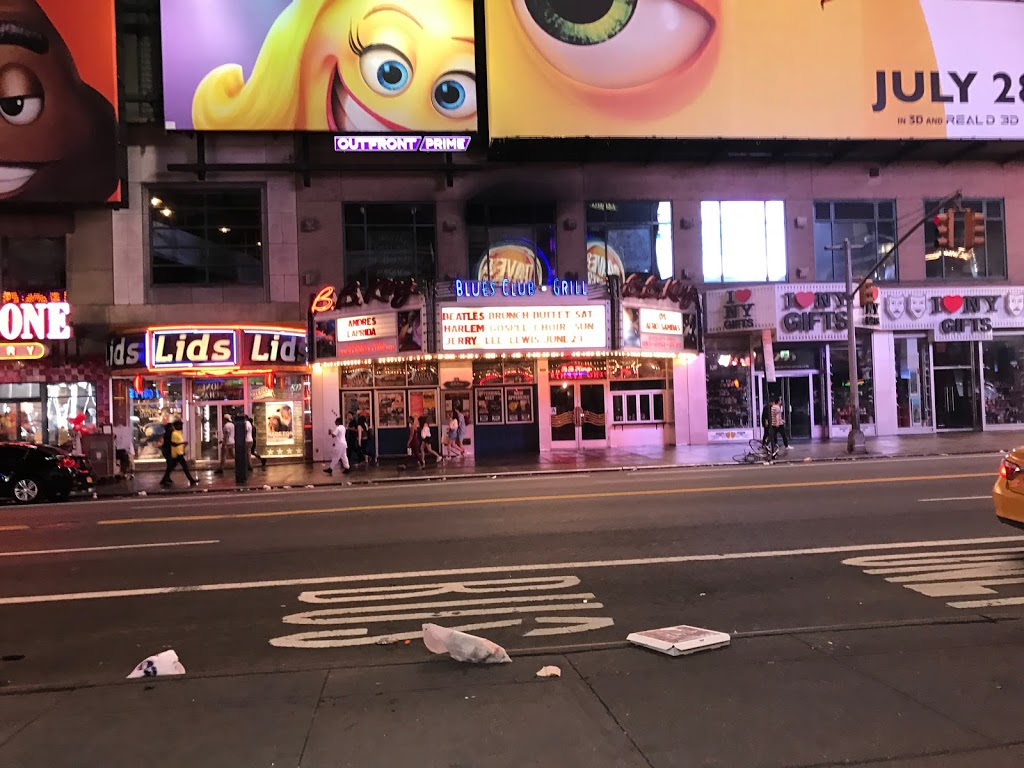 Dave & Busters - restaurant  | Photo 3 of 10 | Address: 234 W 42nd St 3rd floor, New York, NY 10036, USA | Phone: (646) 495-2015