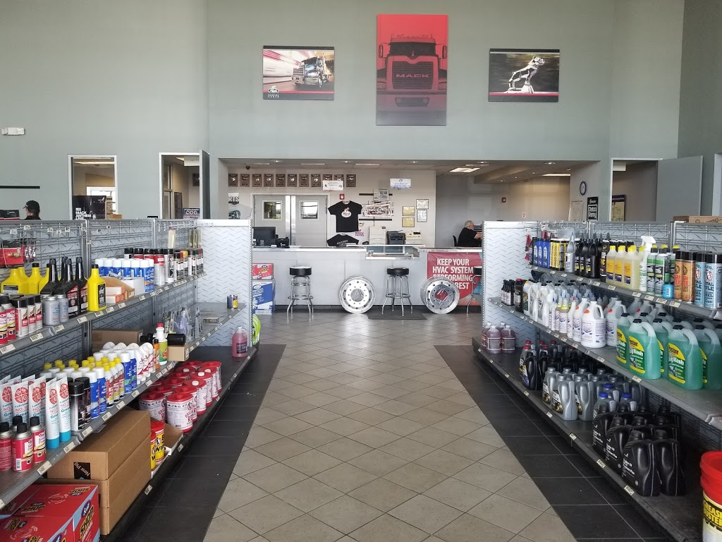 Vanguard Truck Center - Austin Volvo Mack - car repair  | Photo 1 of 10 | Address: 18001 S IH 35 Frontage Rd, Buda, TX 78610, USA | Phone: (512) 312-5400