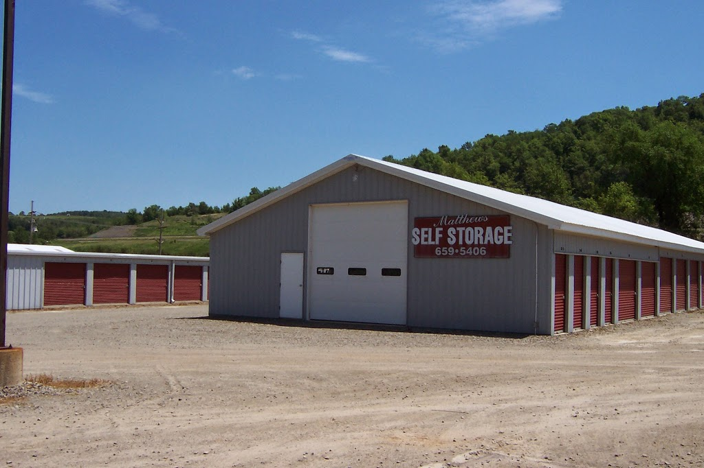 Matthews Self Storage - moving company  | Photo 1 of 4 | Address: 1856 N Williamson Rd #3, Covington, PA 16917, USA | Phone: (570) 659-5406