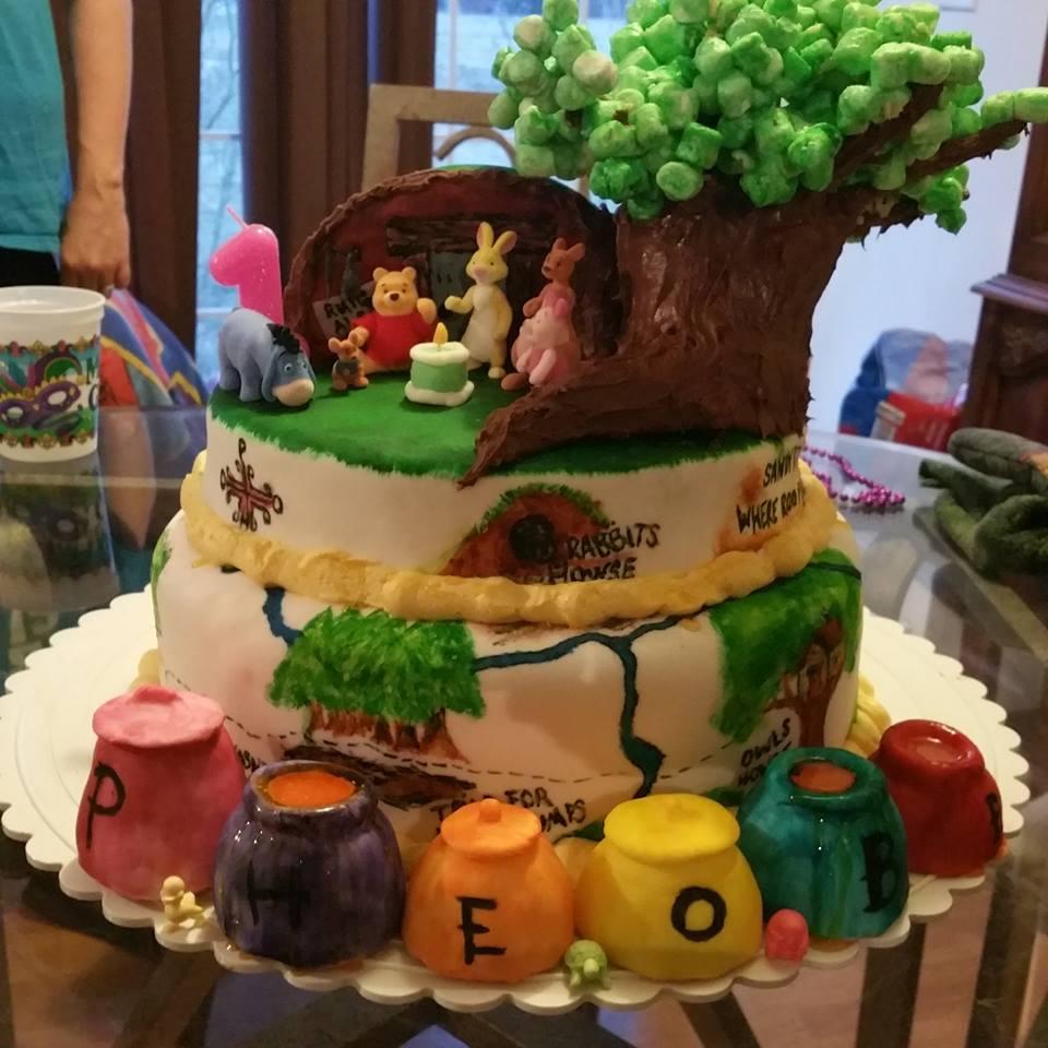 Delectable Designs - bakery    Photo 5 of 10   Address: 6928 Murl Ellender Rd, Sulphur, LA 70665, USA   Phone: (337) 764-5009