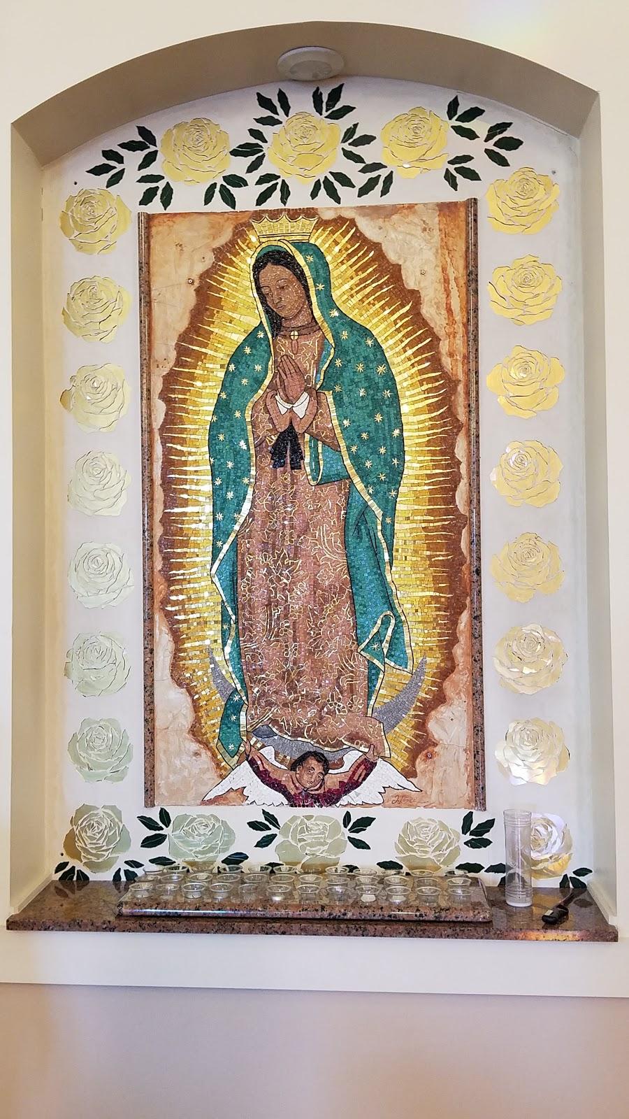 St. John The Evangelist Catholic Church - church  | Photo 8 of 10 | Address: 105 Ranch Rd 1431, Marble Falls, TX 78654, USA | Phone: (830) 693-5134