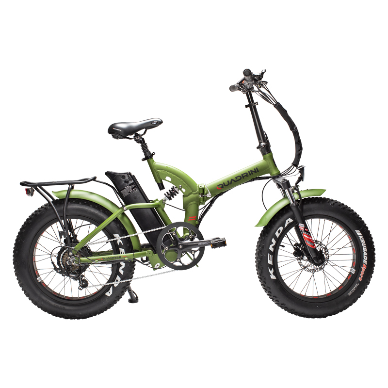 Quadrini USA Electric Bikes - bicycle store  | Photo 8 of 10 | Address: 30 N Maple St, Florence, MA 01062, USA | Phone: (800) 618-1512