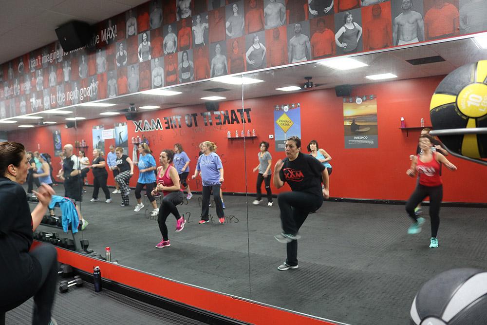 THE MAX Challenge of Randolph NJ - gym  | Photo 8 of 10 | Address: 477 NJ-10, Randolph, NJ 07869, USA | Phone: (973) 933-1040