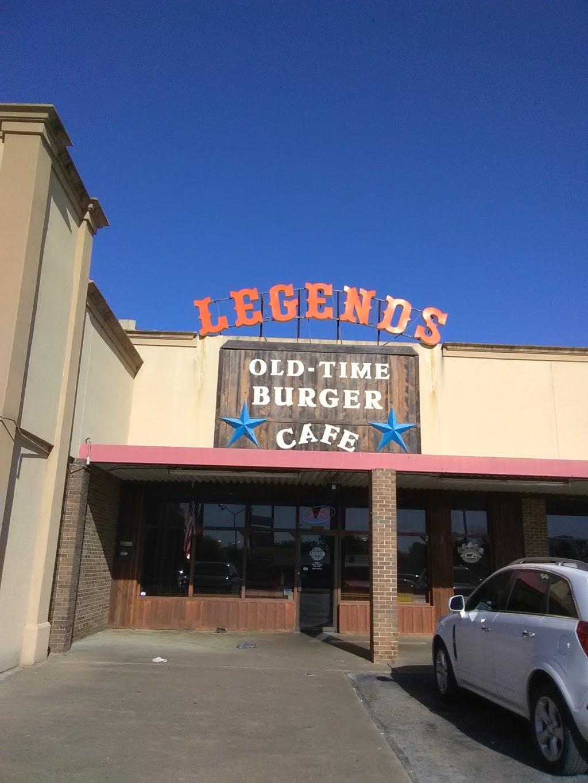 Legends Old Time Burger Cafe - restaurant  | Photo 3 of 10 | Address: 1630 S Jackson St, Jacksonville, TX 75766, USA | Phone: (903) 589-6704