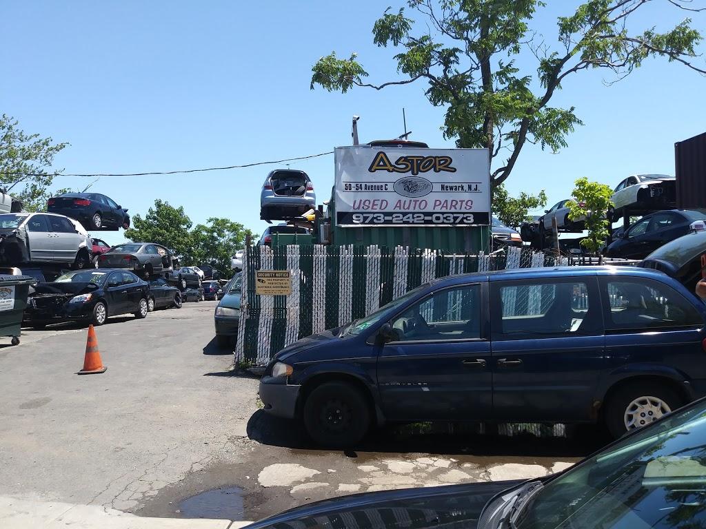 Boss Salvage - car repair  | Photo 9 of 10 | Address: 257 - 259 Emmet St, Newark, NJ 07114, USA | Phone: (973) 242-0373
