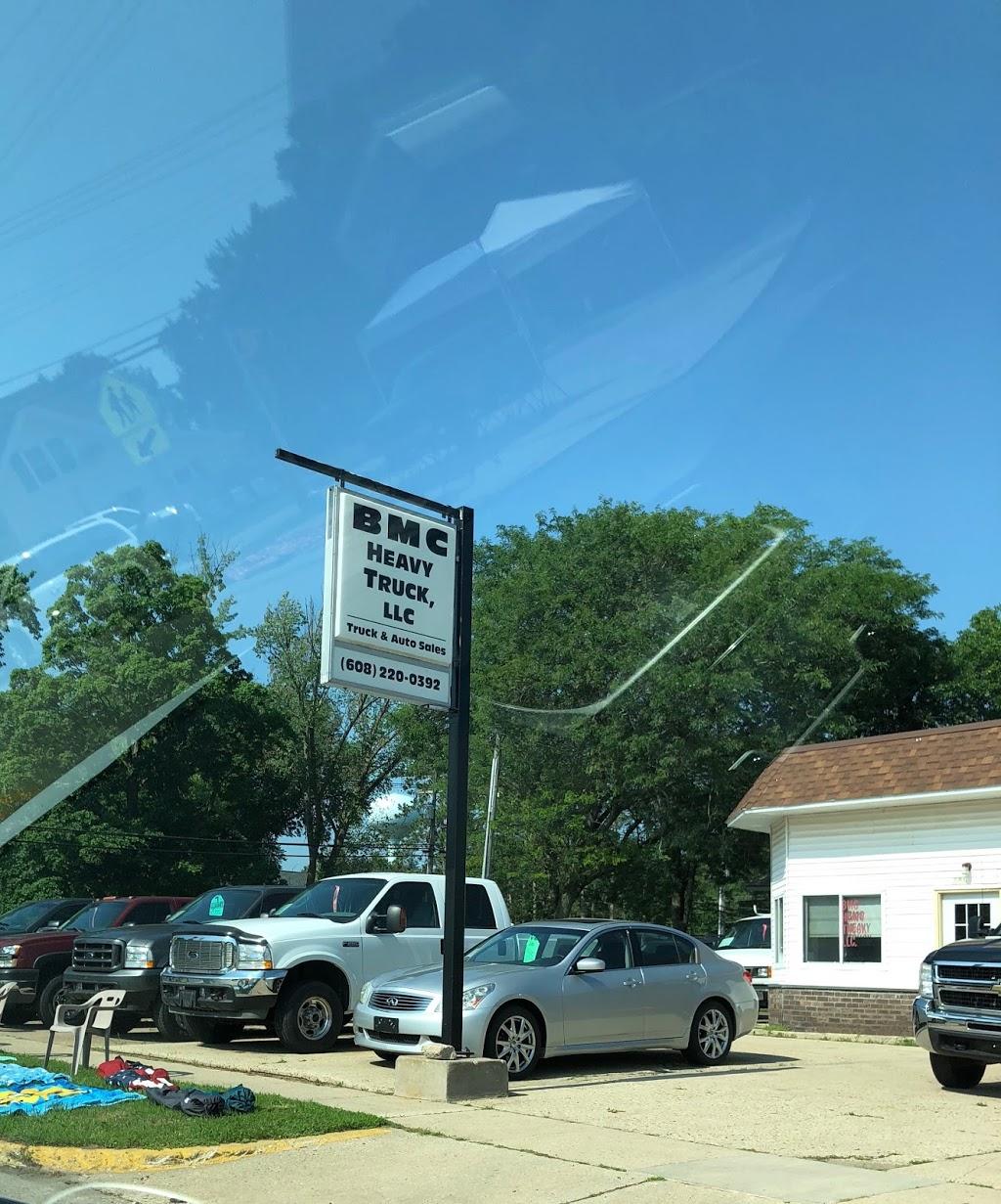 BMC Heavy Truck LLC - car dealer  | Photo 1 of 1 | Address: 101 N Main St, Pardeeville, WI 53954, USA | Phone: (608) 220-0392