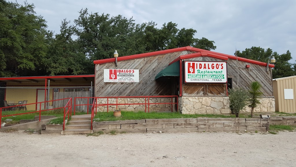 Hidalgos Restaurant - restaurant  | Photo 2 of 8 | Address: 20825 US-277, Christoval, TX 76935, USA | Phone: (325) 896-2282