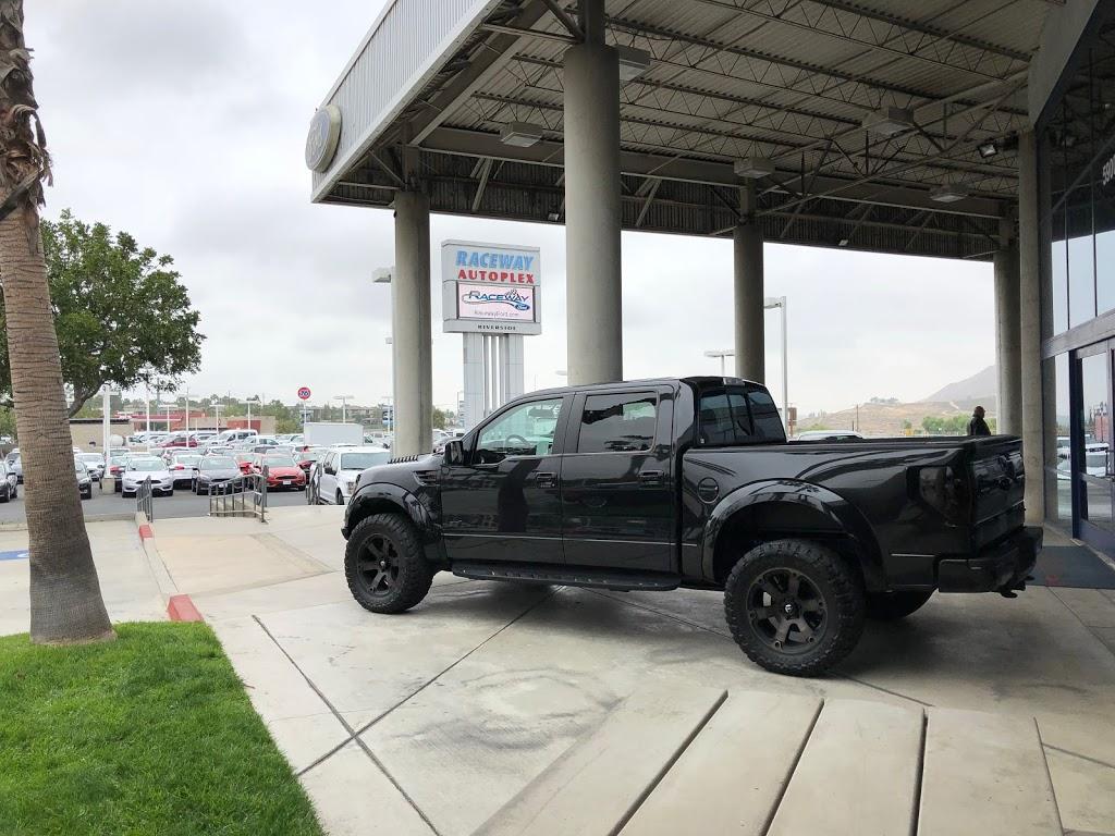 Raceway Ford Fleet Center - store    Photo 5 of 10   Address: 5800 Sycamore Canyon Blvd, Riverside, CA 92507, USA   Phone: (800) 734-0084