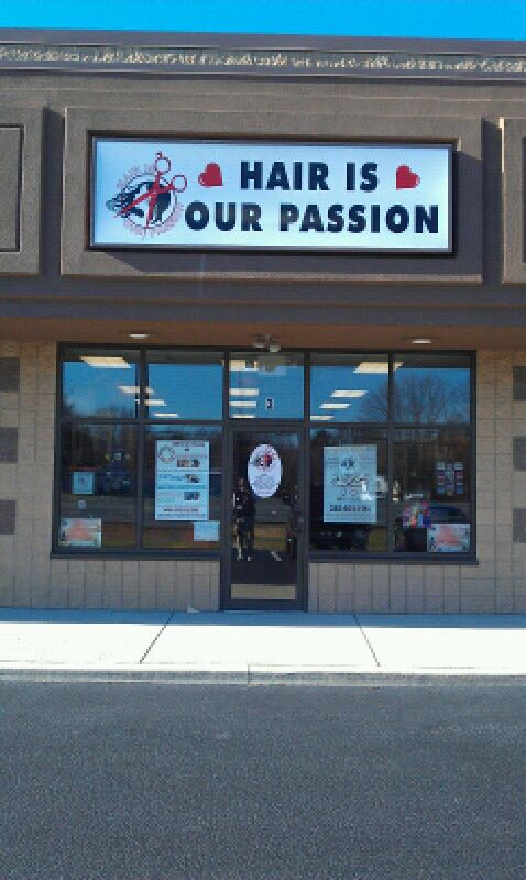 HAIR IS OUR PASSION - hair care    Photo 2 of 10   Address: 4390 Summit Bridge Rd, Middletown, DE 19709, USA   Phone: (302) 464-1114