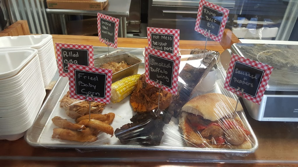 Three Little Pigs BBQ Of Hawthorne - restaurant    Photo 7 of 10   Address: 481 Commerce St, Hawthorne, NY 10532, USA   Phone: (914) 747-2480