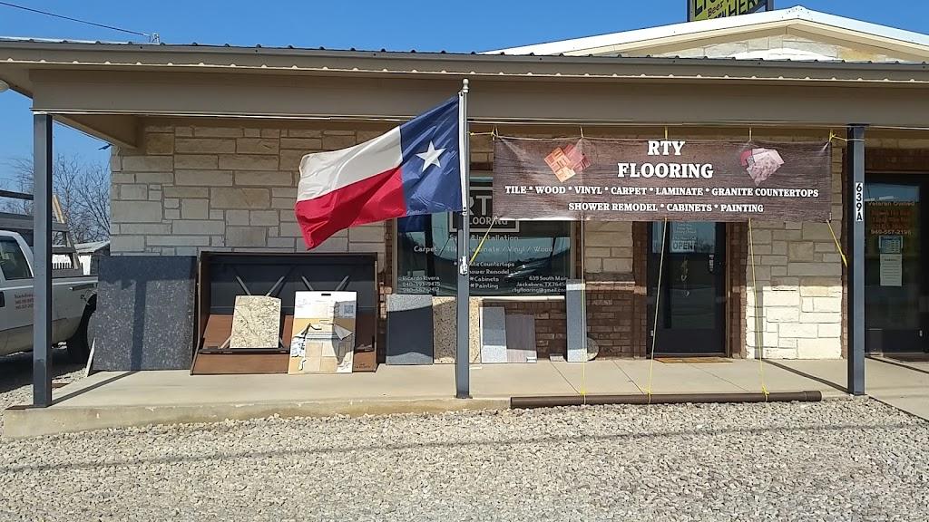 RTY FLOORING - home goods store  | Photo 1 of 1 | Address: 639 S Main St, Jacksboro, TX 76458, USA | Phone: (940) 393-9475