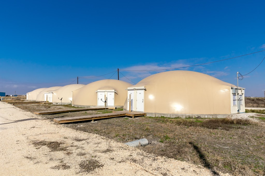 Dome Motel and RV Park - lodging  | Photo 1 of 10 | Address: 101 Linda Kay Ln, Aransas Pass, TX 78336, USA | Phone: (361) 658-5436