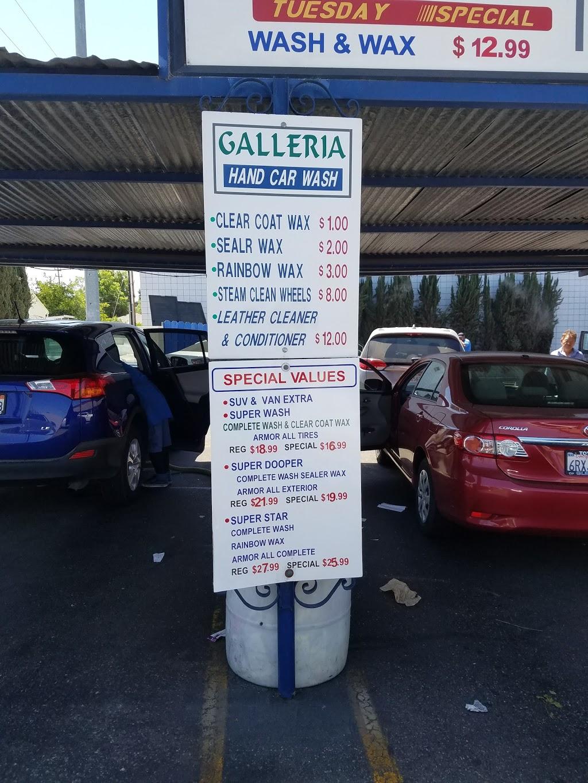 Galleria Car Wash - car repair    Photo 8 of 10   Address: 5720 San Fernando Rd, Glendale, CA 91202, USA   Phone: (818) 247-3537