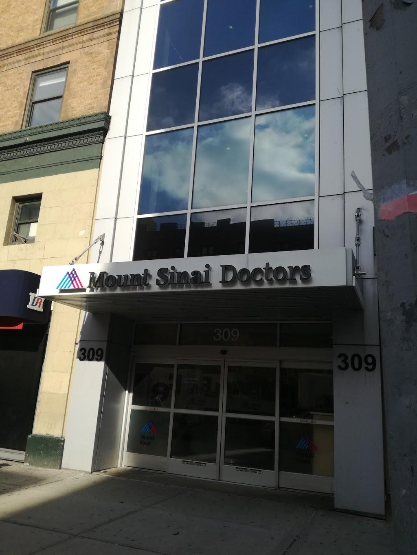 Mount Sinai Doctors - Senior Health - doctor  | Photo 7 of 9 | Address: 275 8th Ave, New York, NY 10011, USA | Phone: (212) 463-0101
