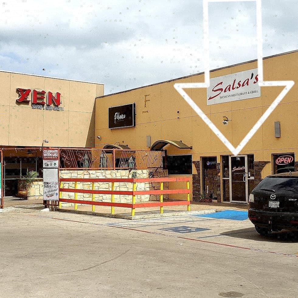 Salsas Mexican Restaurant & Grill - restaurant  | Photo 4 of 10 | Address: 5517 McPherson Rd Suite 7A, Laredo, TX 78041, USA | Phone: (956) 462-7250