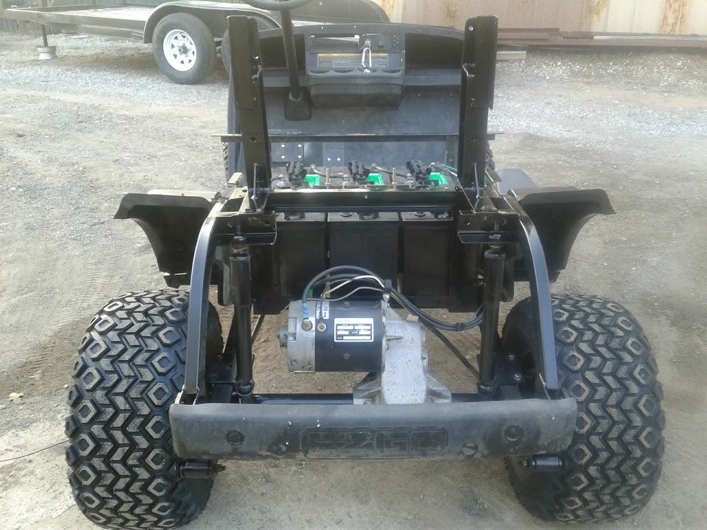 Golf Carts 4 Fun - store  | Photo 8 of 10 | Address: 7724 Jacksboro Hwy, Fort Worth, TX 76135, USA | Phone: (817) 237-4653