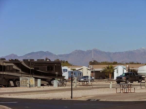 Voyager RV Resort - lodging    Photo 9 of 10   Address: 8701 S Kolb Rd, Tucson, AZ 85756, USA   Phone: (520) 574-5000