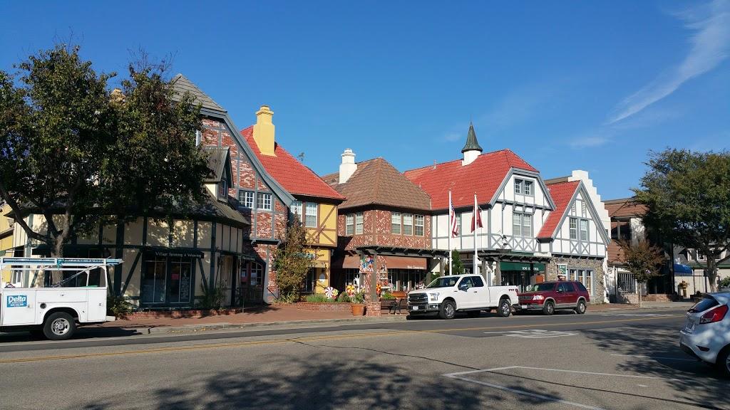 Solvang Village Square - shopping mall  | Photo 6 of 10 | Address: 320 Alisal Mesa Road, Solvang, CA 93463, USA | Phone: (805) 686-9522