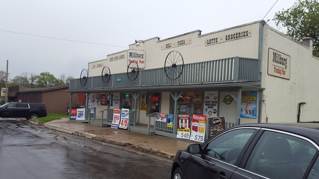 Millburg Trading Post - home goods store  | Photo 1 of 10 | Address: 4766 Territorial Rd, Benton Harbor, MI 49022, USA | Phone: (269) 944-3045