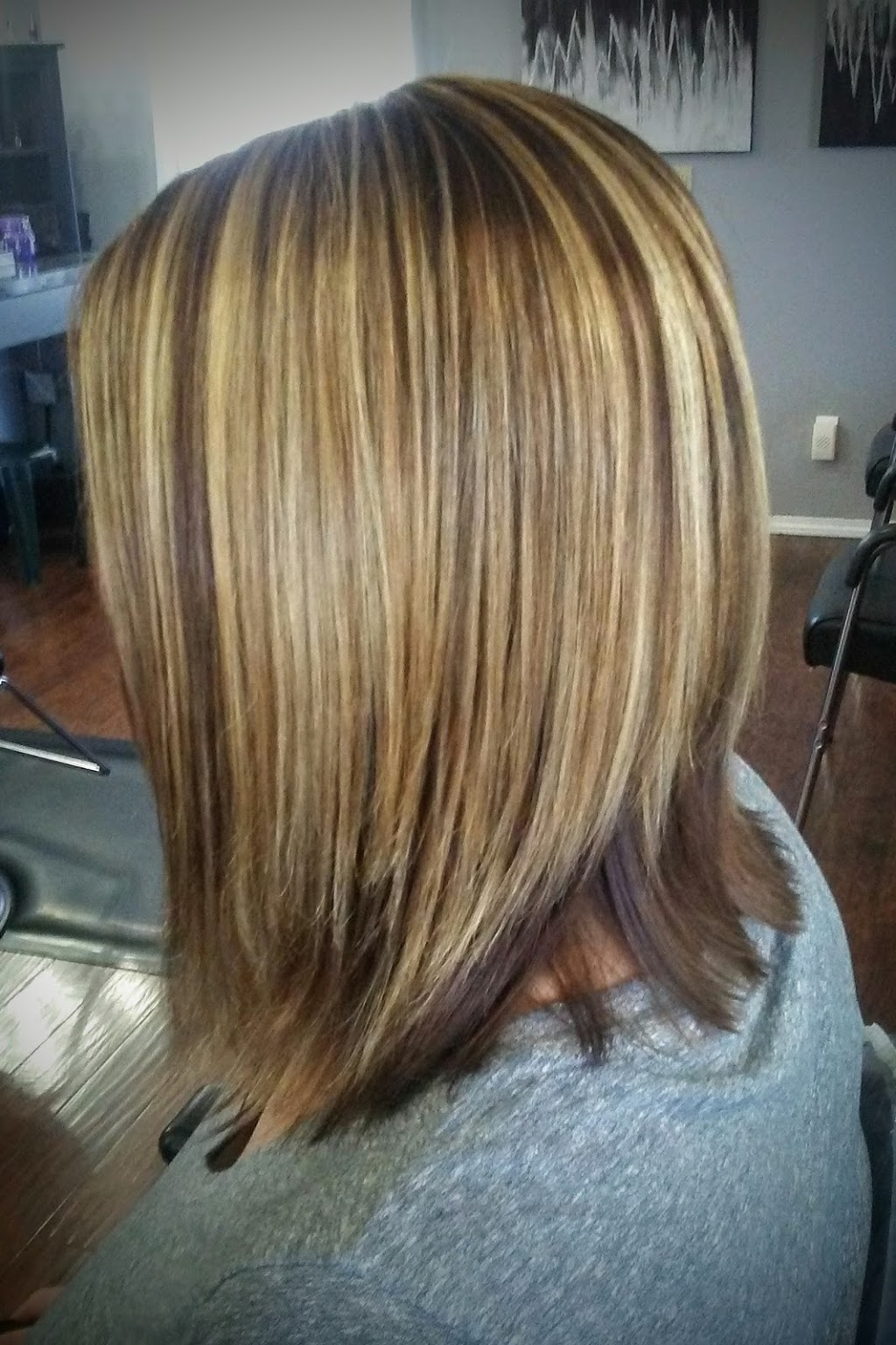 Nikkis Hair Shenanigans at All About You Hair And Tanning Salon - hair care  | Photo 5 of 10 | Address: 9227 County Line Rd, De Motte, IN 46310, USA | Phone: (765) 761-7119