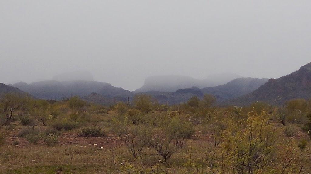 Camp Spot (BLM) - lodging  | Photo 8 of 10 | Address: Morristown, AZ 85342, USA
