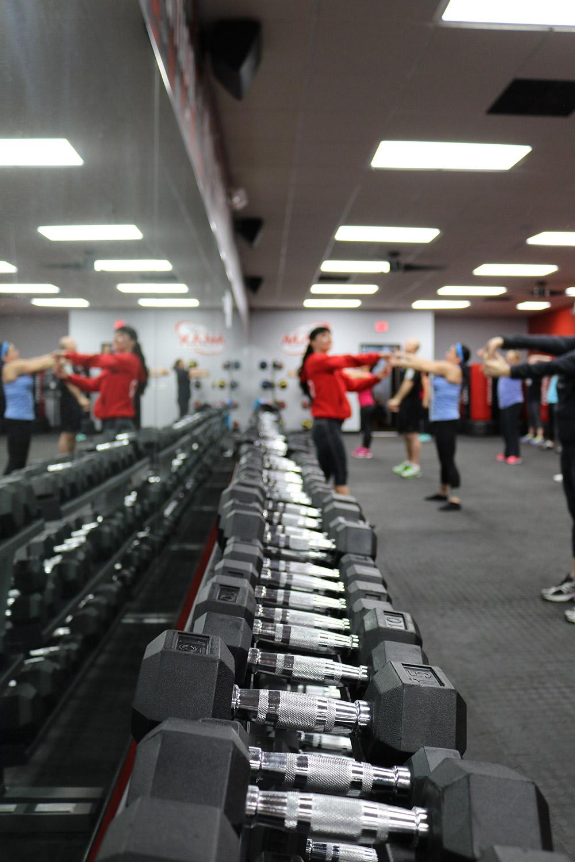 THE MAX Challenge of Randolph NJ - gym  | Photo 6 of 10 | Address: 477 NJ-10, Randolph, NJ 07869, USA | Phone: (973) 933-1040