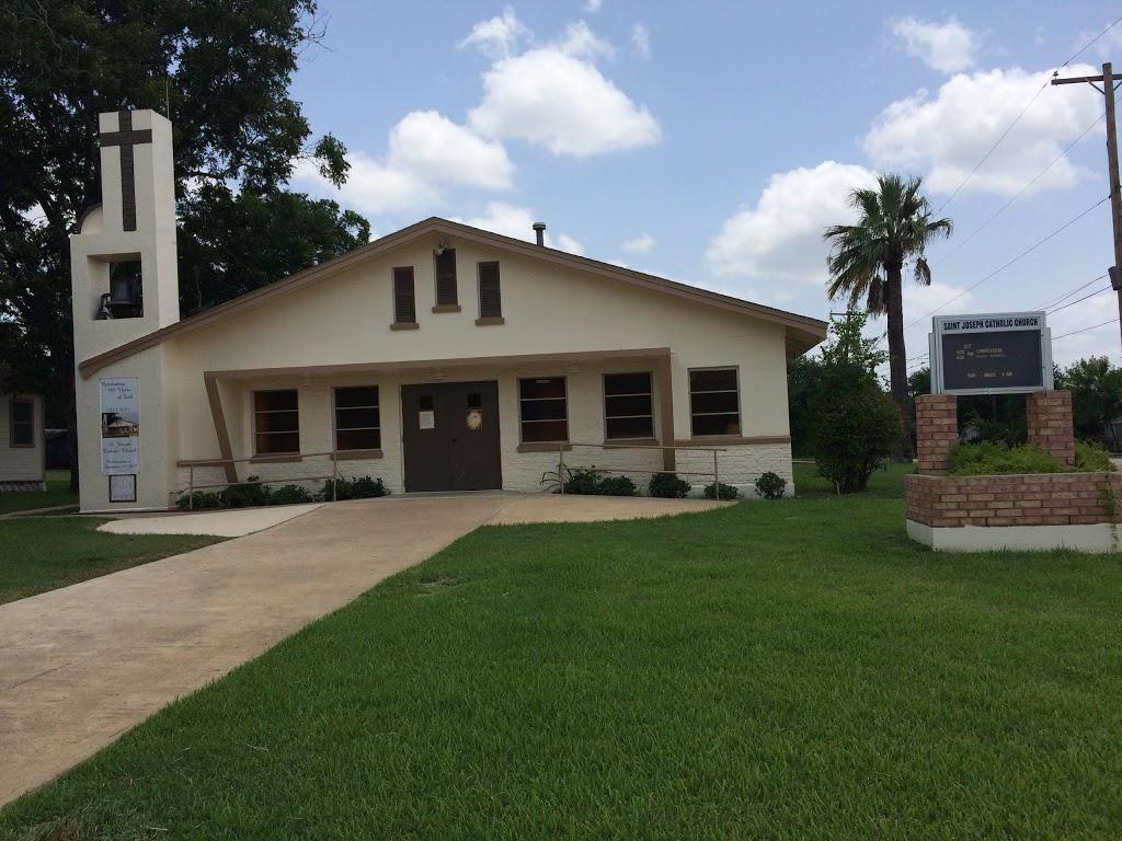 St Josephs Church - church  | Photo 1 of 3 | Address: 207 S Washington Ave, Nixon, TX 78140, USA | Phone: (830) 582-1127
